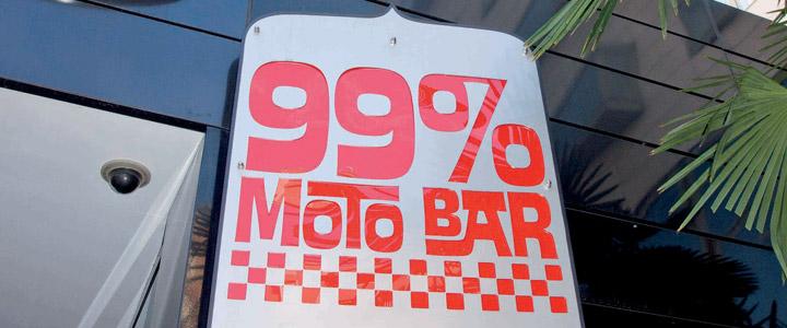 99% Moto Bar